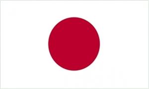 Billede af Japan Flag (90x150cm)