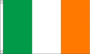 Billede af Irland Deluxe Flag (90x150cm)