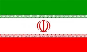 Billede af Iran Flag (90x150cm)