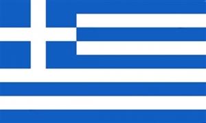 Billede af Grækenland Deluxe Flag (90x150cm)