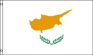 Billede af Cypern Flag (90x150cm)