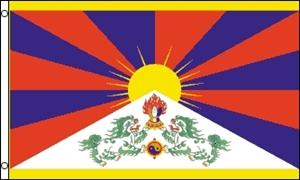 Tibet Flag (90x150cm)
