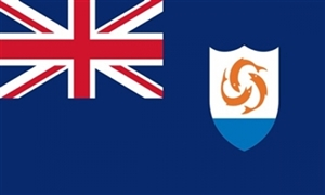 Image of   Anguilla Flag (90x150cm)