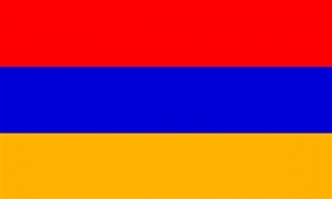 Image of   Armenien Flag (90x150cm)