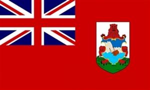 Billede af Bermuda Flag (90x150cm)