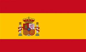 Spanien Stat Deluxe Flag (90x150cm)