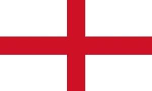 Billede af England Flag (90x150cm)