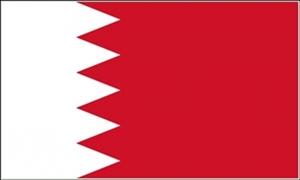 Billede af Bahrain Flag (90x150cm)