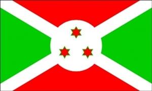 Billede af Burundi Flag (90x150cm)