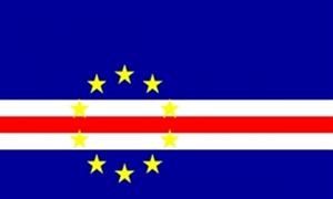 Billede af Kap Verde Flag (90x150cm)