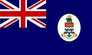 Billede af Caymanøerne Flag (90x150cm)