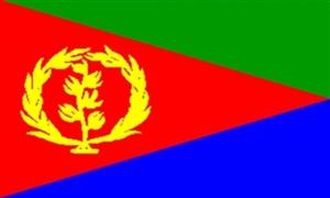 Billede af Eritrea Flag (90x150cm)