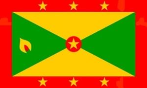 Billede af Grenada Flag (90x150cm)