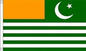 Billede af Kashmir Flag (90x150cm)