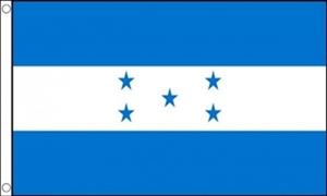 Billede af Honduras Flag (90x150cm)