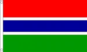 Billede af Gambia Flag (60x90cm)