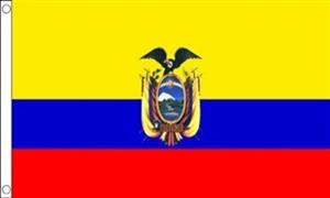 Billede af Ecuador Flag (60x90cm)