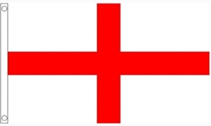 Billede af England Flag (60x90cm)