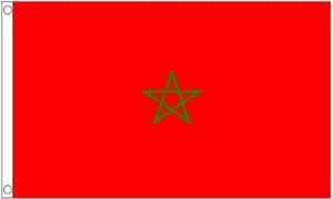 Marokko Flag (60x90cm)