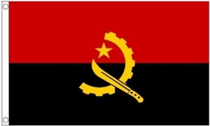 Image of   Angola Flag (60x90cm)