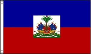 Billede af Haiti Flag (60x90cm)