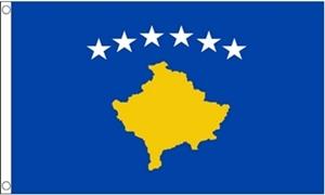 Billede af Kosovo Flag (60x90cm)