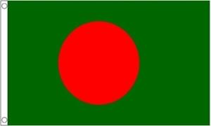 Billede af Bangladesh Flag (60x90cm)