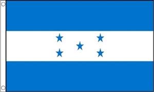 Billede af Honduras Flag (60x90cm)