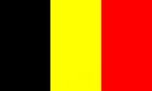 Billede af Belgien Flag (150x240cm)