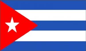 Cuba Flag (150x240cm)
