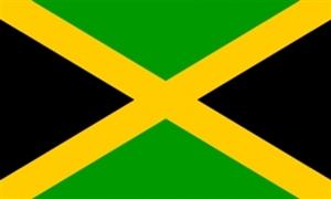 Billede af Jamaica Flag (150x240cm)