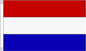 Billede af Holland Flag (150x240cm)
