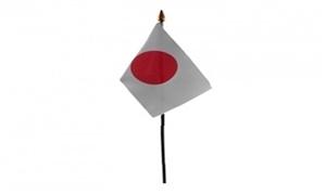 Billede af Japan Bordflag (10x15cm)