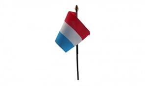 Billede af Holland Bordflag (10x15cm)