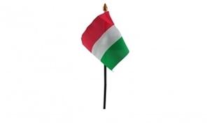 Ungarn Bordflag (10x15cm)