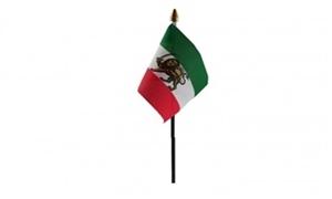 Billede af Iran -1979 Bordflag (10x15cm)