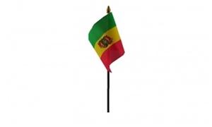 Billede af Bolivia Bordflag (10x15cm)