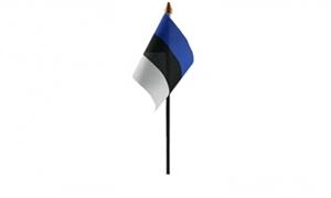 Billede af Estland Bordflag (10x15cm)