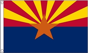 Image of   Arizona Flag (90x150cm)