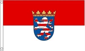 Billede af Hesse Flag (90x150cm)
