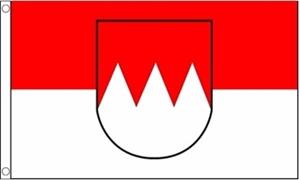 Billede af Franken Flag (90x150cm)