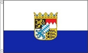 Billede af Bayern Flag (90x150cm)