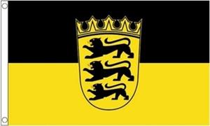 Image of   Baden-Württemberg Flag (90x150cm)