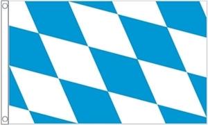 Billede af Bavaria Flag (90x150cm)