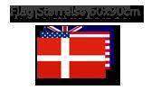 Flag Størrelse 60x90cm