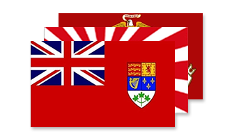 Historie & Militær Flag