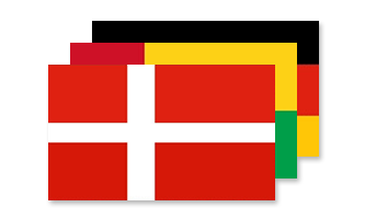 Internationale Flag 150x240cm