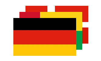 Internationale Flag 90x150cm