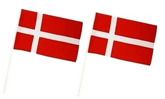 Håndholdte Papirflag 200x270mm (A4)