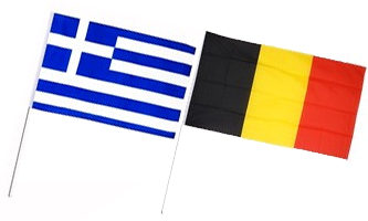 Håndholdte Papirflag